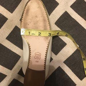 876188899c1 Tory Burch Shoes - Tory Burch Amelia White Bit Loafer Women s Sz 6